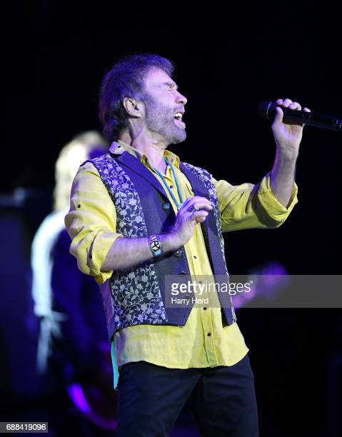 Paul Rodgers performs at Portsmouth Guildhall on May 25 2017 in Portsmouth England