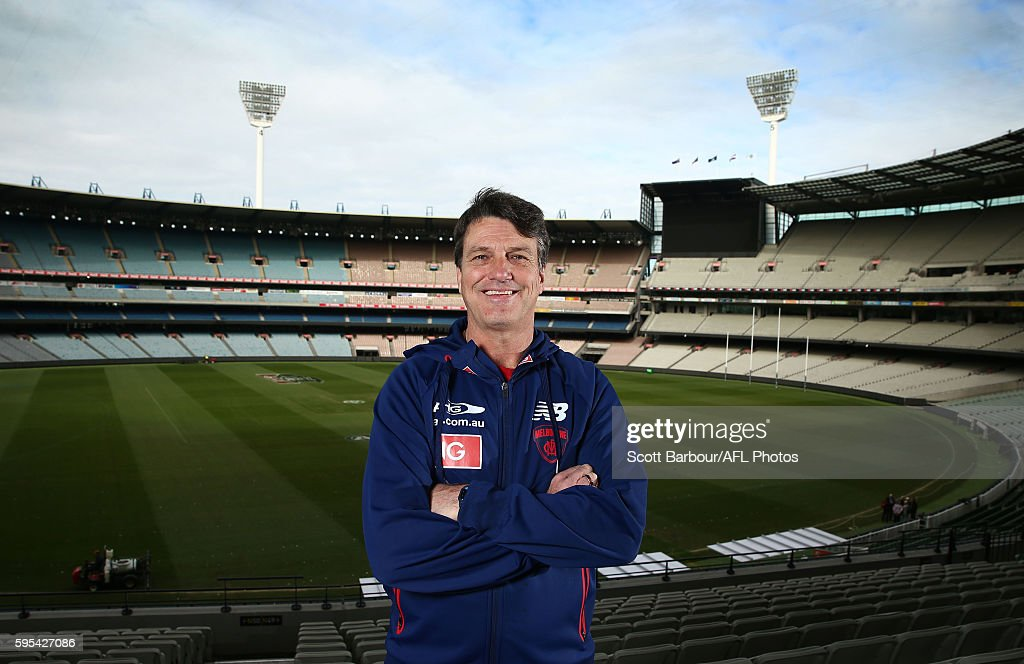 Melbourne Demons Press Conference