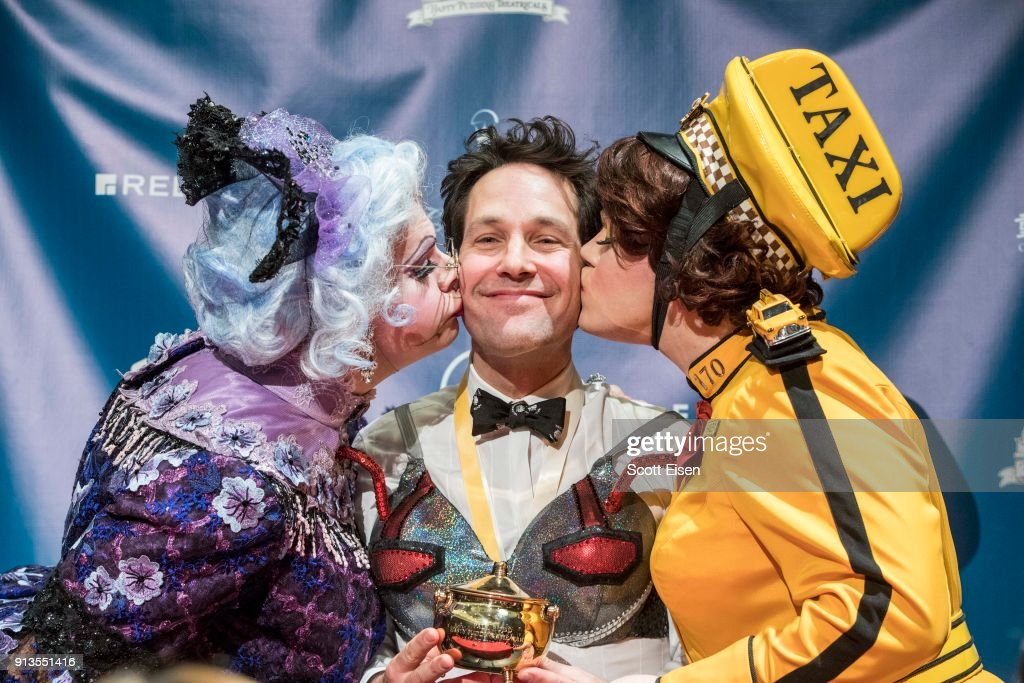 Paul Rudd is Hasty Pudding's 2018 Man of the Year