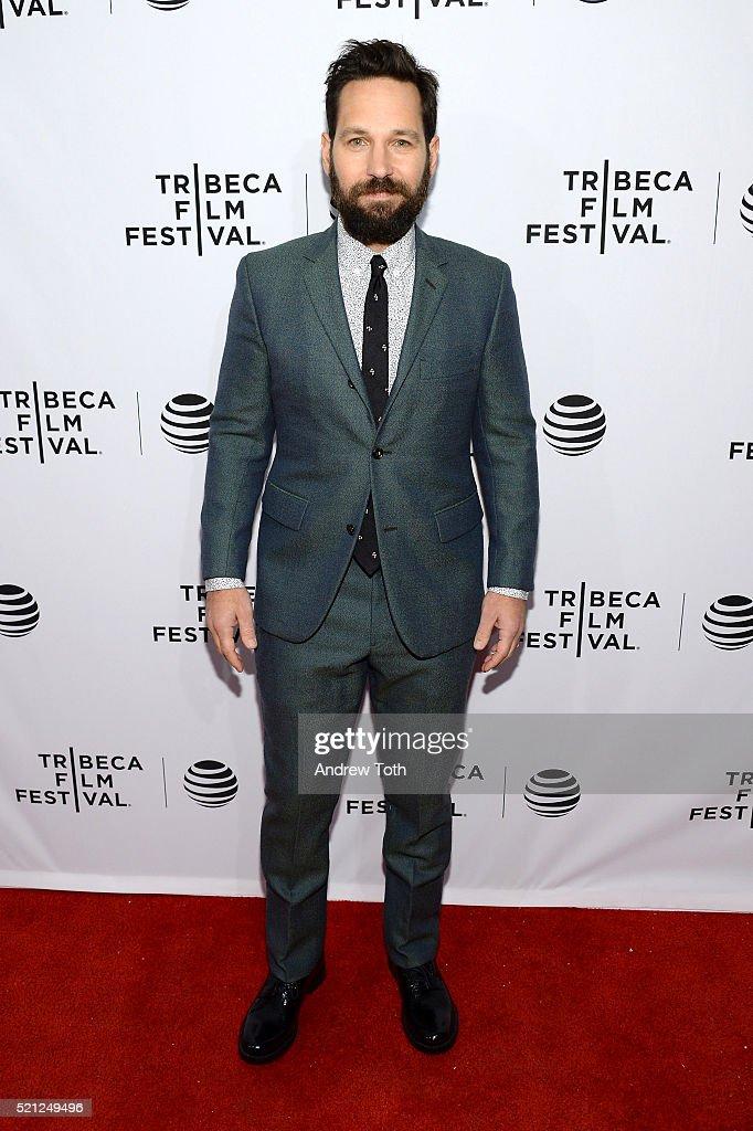 """Nerdland"" Premiere - 2016 Tribeca Film Festival"