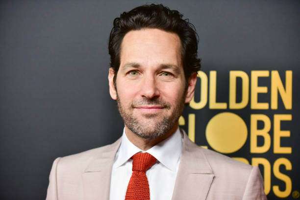 Paul Rudd attends the HFPA and THR Golden Globe Ambassador Party at Catch LA on November 14, 2019 in West Hollywood, California.