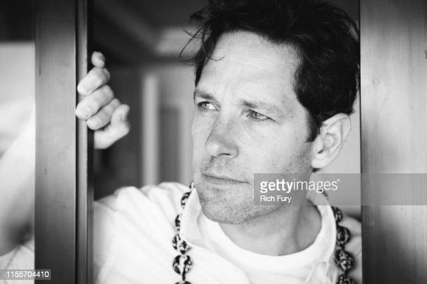 Paul Rudd poses for a portrait during the 2019 Maui Film Festival on June 12 2019 in Wailea Hawaii