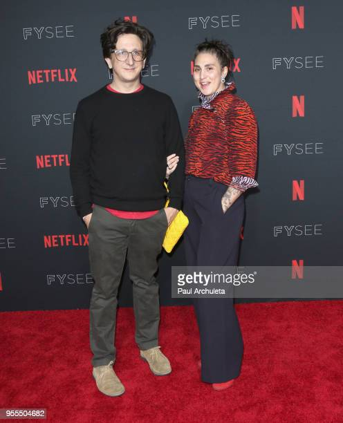 Paul Rust attends the Netflix FYSEE KickOff at Netflix FYSEE At Raleigh Studios on May 6 2018 in Los Angeles California