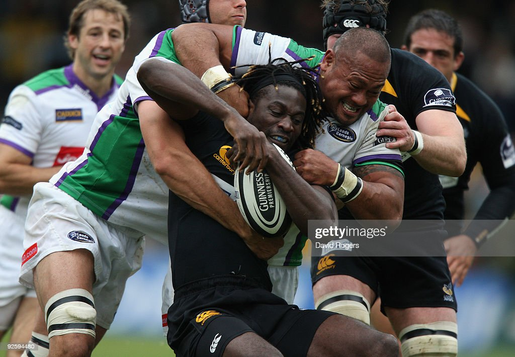 London Wasps v Leeds Carnegie - Guinness Premiership