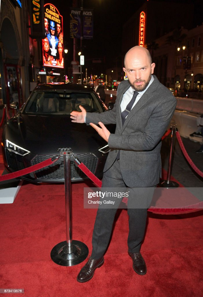 "Audi Arrivals At ""The Disaster Artist"" At AFI Festival"