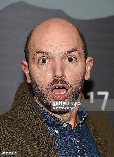 Paul Scheer attends the Independent Pilot Showcase during day 2 of the 2017 Sundance Film Festival at Egyptian Theatre on January 20 2017 in Park...