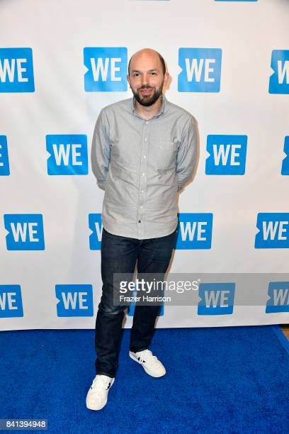 Paul Scheer attends the Premiere of And Action's Dumpster Diving at Cinemark Playa Vista on August 31 2017 in Los Angeles California