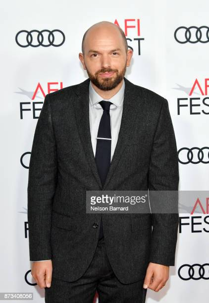 Paul Scheer attends the screening of The Disaster Artist at AFI FEST 2017 Presented By Audi on November 12 2017 in Hollywood California