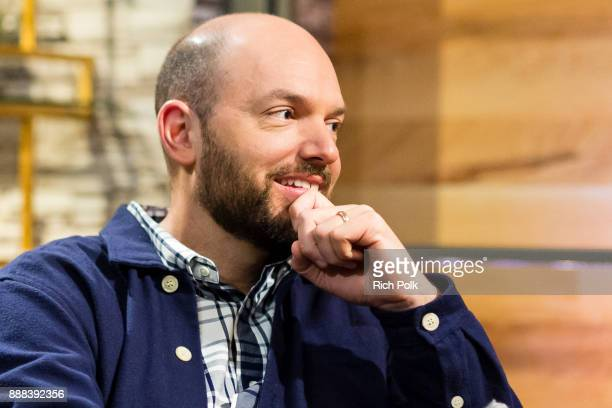 Paul Scheer visits The IMDb Show on December 6th The show airs December 8 2017 December 6 2017 in Studio City California