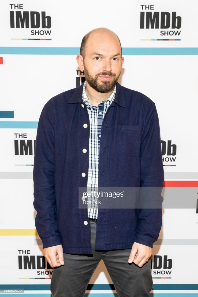 Paul Scheer Visits The IMDb Show