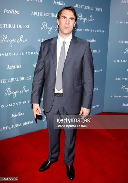 Paul Schneider arrives at the Los Angeles premiere of 'Bright Star' at the ArcLight Hollywood on September 16 2009 in Hollywood California