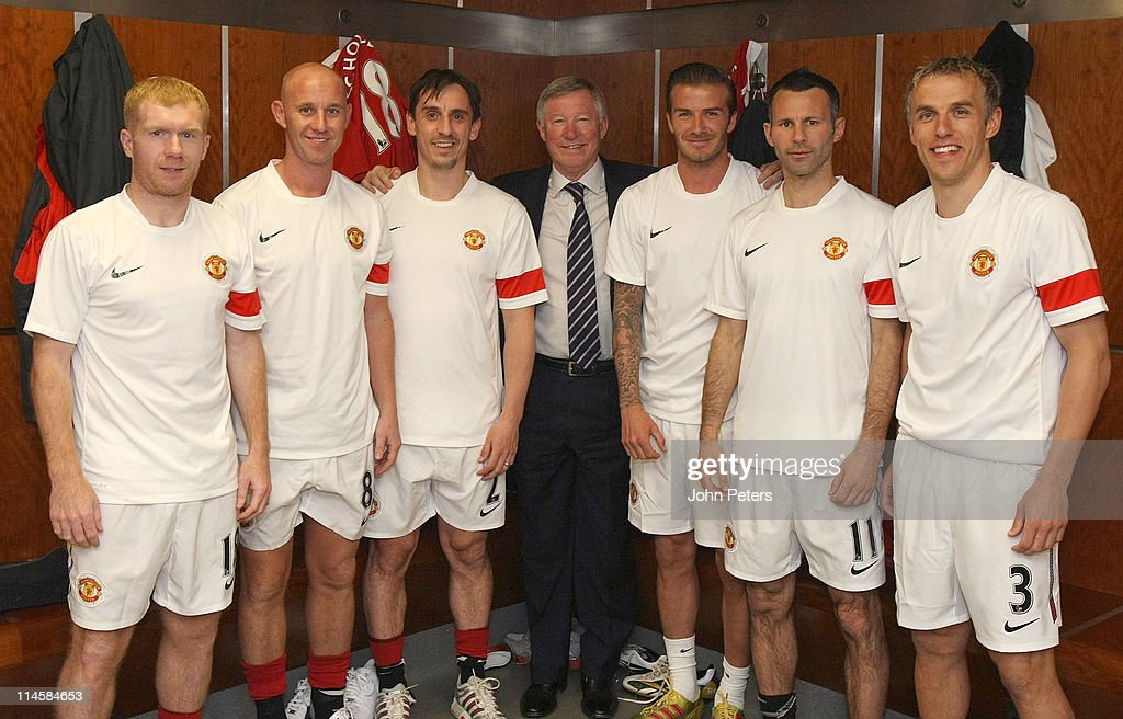 Manchester United v Juventus - Gary Neville's Testimonial Match : News Photo