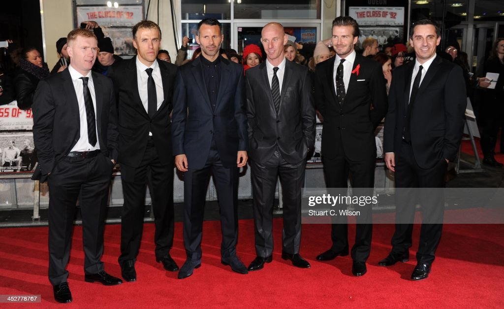 """The Class Of 92"" - World Premiere - Red Carpet Arrivals"