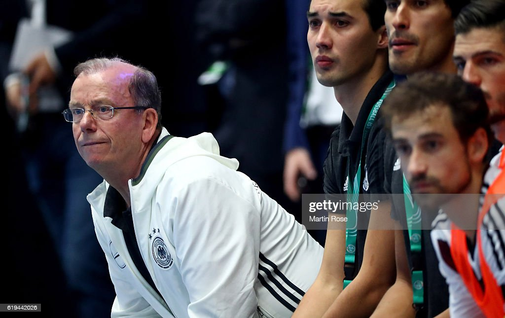 Germany v England - Futsal International Friendly : News Photo