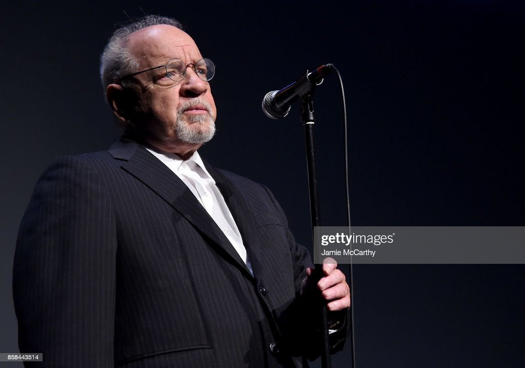 Paul Schrader attend 55th New York Film Festival - 'Sneak Preview' at Alice Tully Hall on October 6, 2017 in New York City.