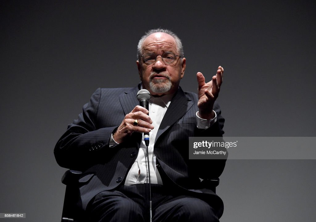 Paul Schrader attends 55th New York Film Festival - 'Sneak Preview' at Alice Tully Hall on October 6, 2017 in New York City.