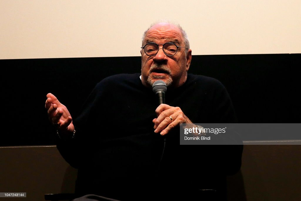 NY: 56th New York Film Festival - Warby Parker Talk- Writing for Film: Paul Schrader and Alex Ross Perry
