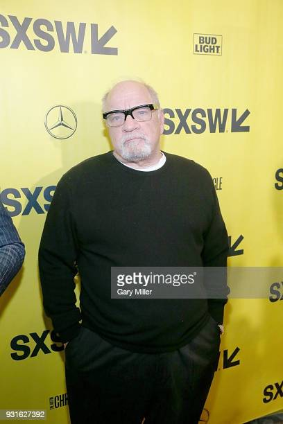Paul Schrader attends the premiere of the new film 'First Reformed' at the Stateside Theatre during South By Southwest on March 13 2018 in Austin...