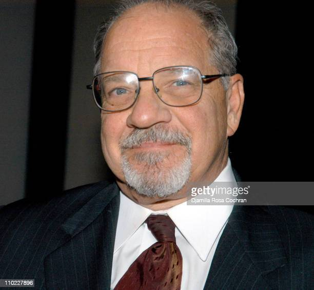 Paul Schrader during The Film Society of Lincoln Center's Walter Reade Theater Presents Inventing Christopher Walken at Walter Reade Theater in New...