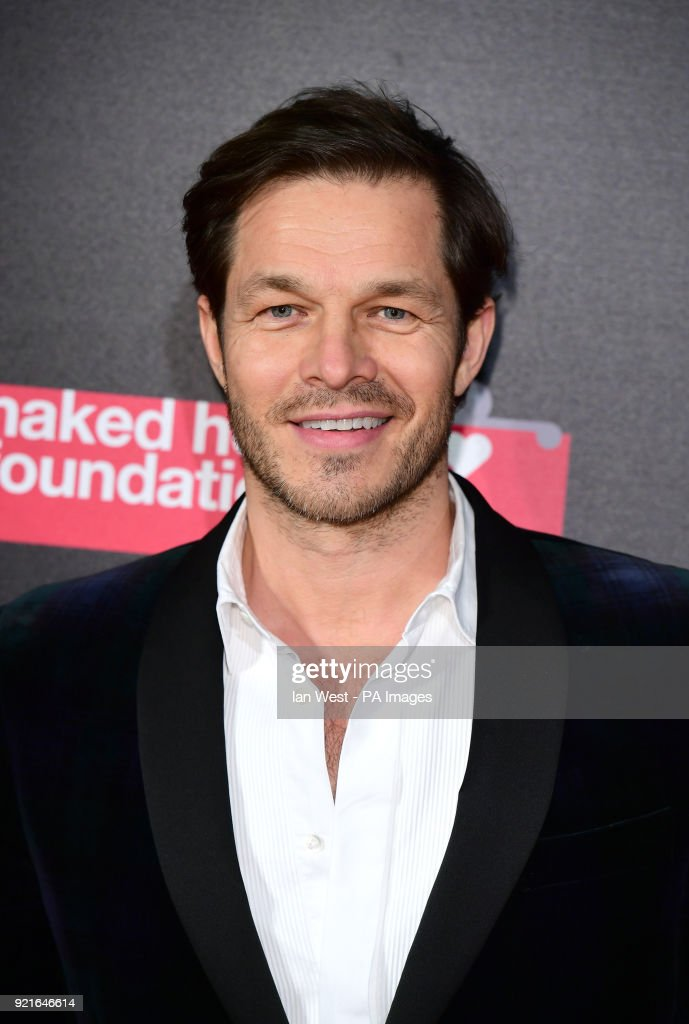 Paul Schulfor attending the Naked Heart Foundation Fabulous Fund Fair held at The Roundhouse in Chalk Farm, London. PRESS ASSOCIATION Photo. Picture date: Tuesday February 20, 2018. Photo credit should read: Ian West/PA Wire.