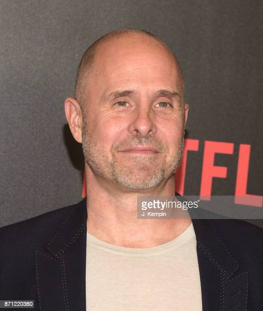 Paul Schulze attends the 'Marvel's The Punisher' New York Premiere on November 6 2017 in New York City