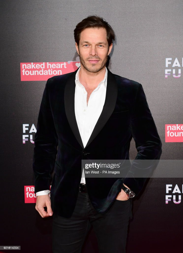 Paul Sculfor attending the Naked Heart Foundation Fabulous Fun dFair held at The Roundhouse in Chalk Farm, London.