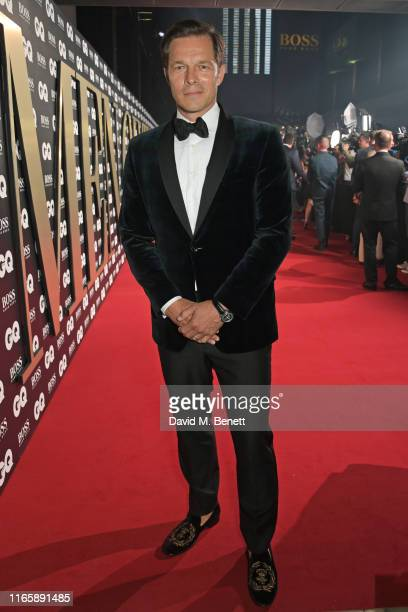 Paul Sculfor attends the the GQ Men Of The Year Awards 2019 in association with HUGO BOSS at the Tate Modern on September 3 2019 in London England