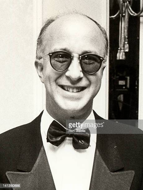 Paul Shaffer at the 22nd Annual Songwriters Hall of Fame Dinner, New York Hilton Hotel, New York City.