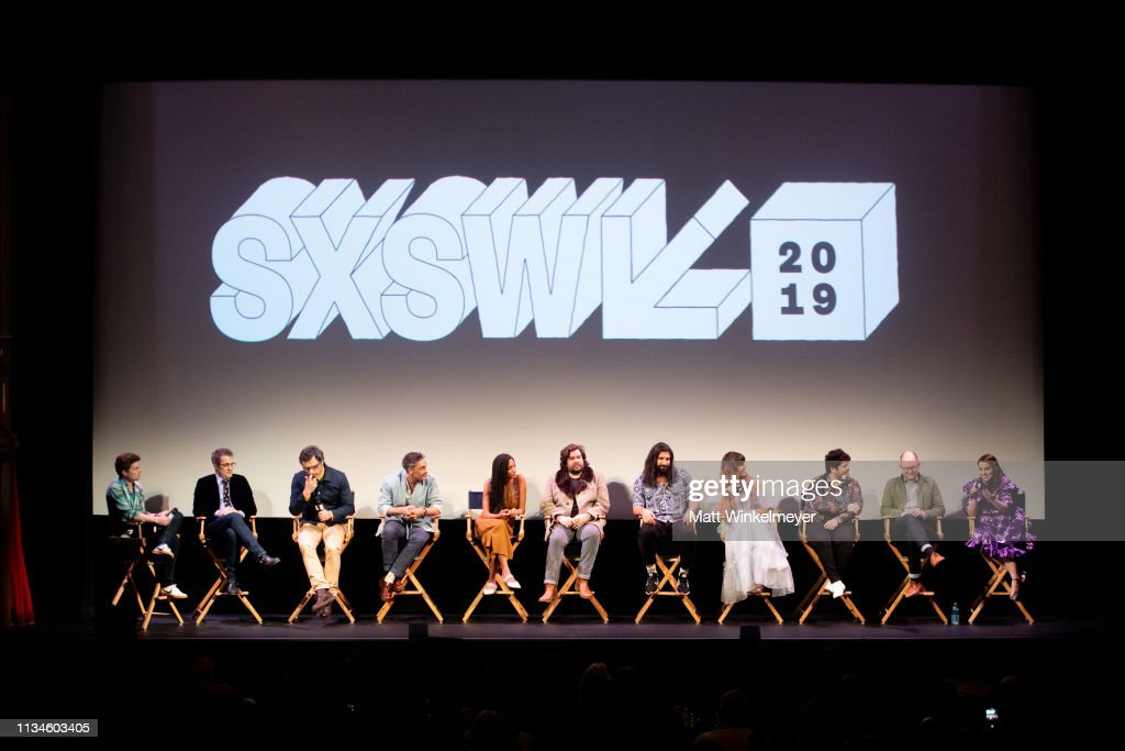 """""""What We Do in the Shadows"""" Premiere - 2019 SXSW Conference and Festivals : Nachrichtenfoto"""