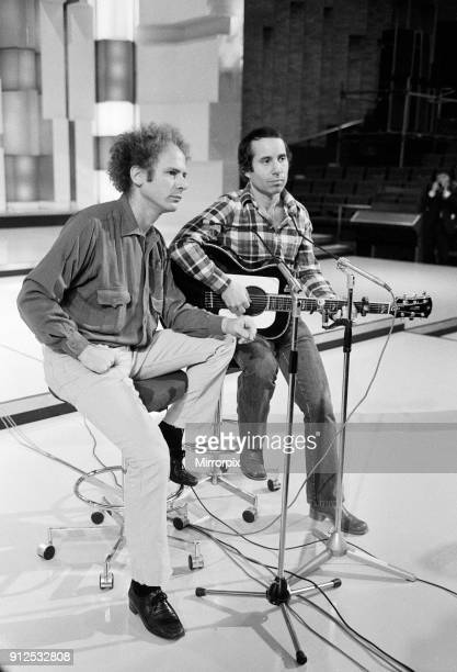 Paul Simon and Art Garfunkel, one of the greatest duos in pop music history, played together for the first time in seven years at the launching of...