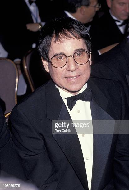Paul Simon during Ellis Island Medals of Honor Awards December 9 1990 at Waldorf Astoria Hotel in New York City New York United States