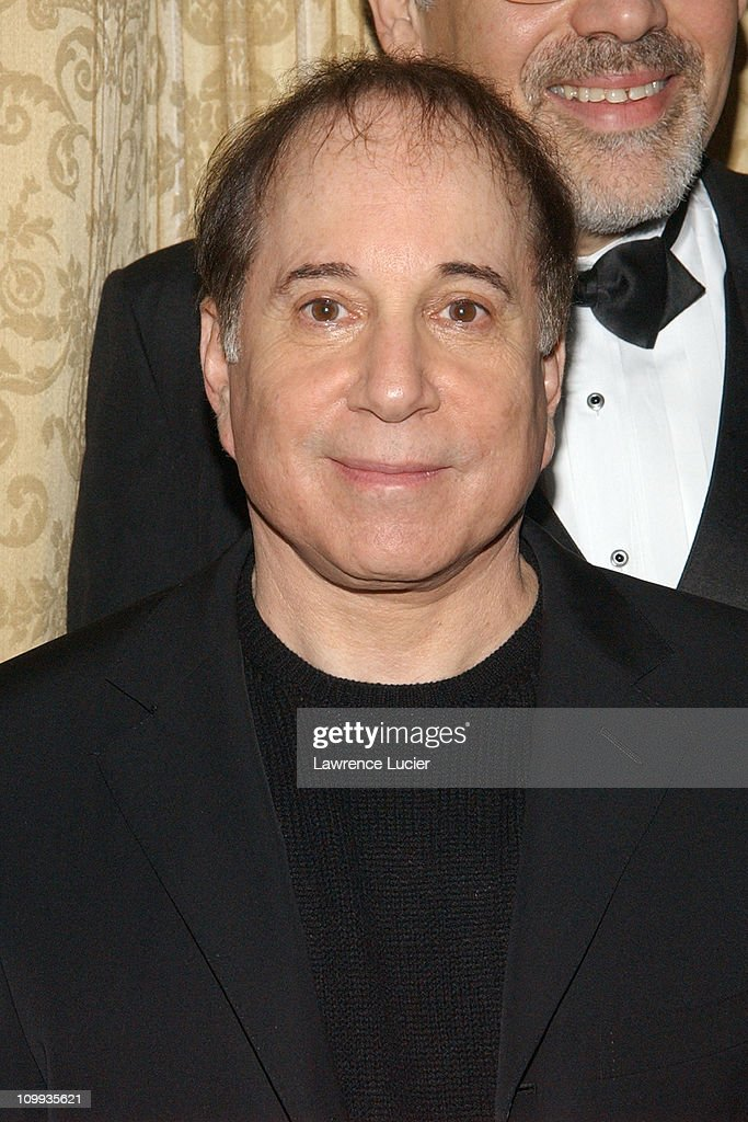 Paul Simon and Jane Pauley Host Children's Health Fund Gala Dinner