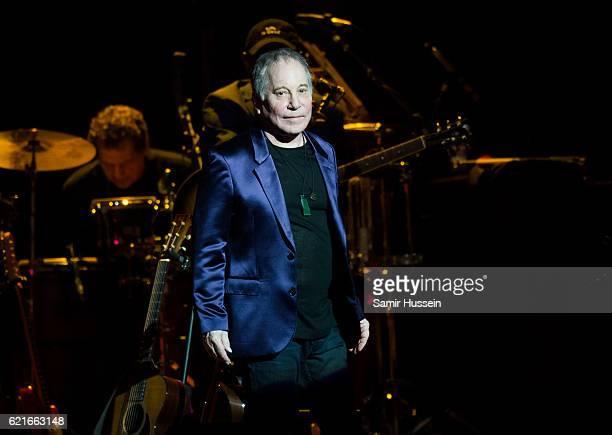 Paul Simon performs at Royal Albert Hall on November 7 2016 in London England