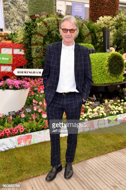 Paul Smith attends the Chelsea Flower Show 2018 on May 21 2018 in London England