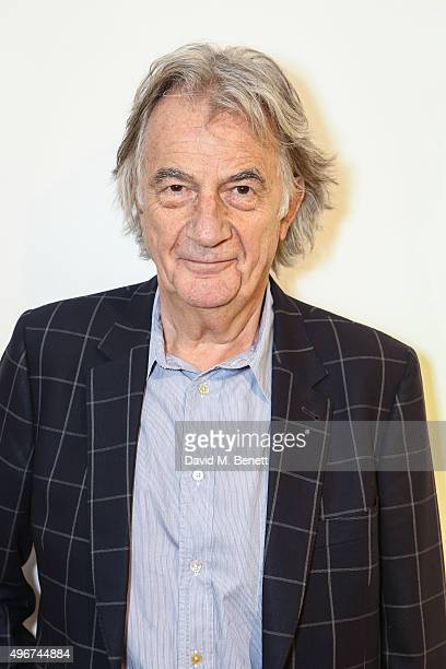 Paul Smith attends the launch of David Bailey's new book 'Tears And Tears' at the Paul Smith Albermarle Street store on November 11 2015 in London...