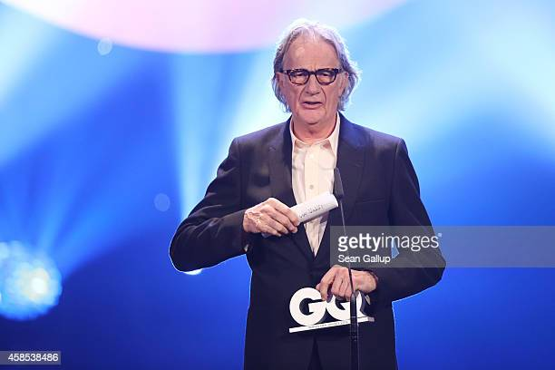 Paul Smith is seen on stage at the GQ Men Of The Year Award 2014 at Komische Oper on November 6 2014 in Berlin Germany