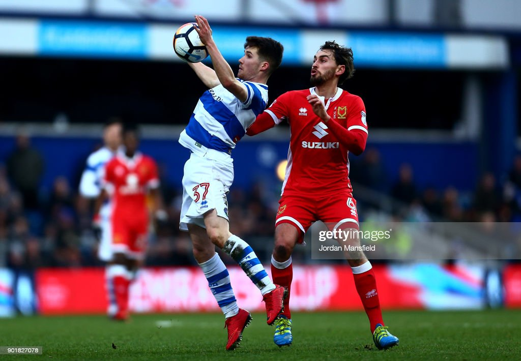 Queens Park Rangers v Milton Keynes Dons - The Emirates FA Cup Third Round