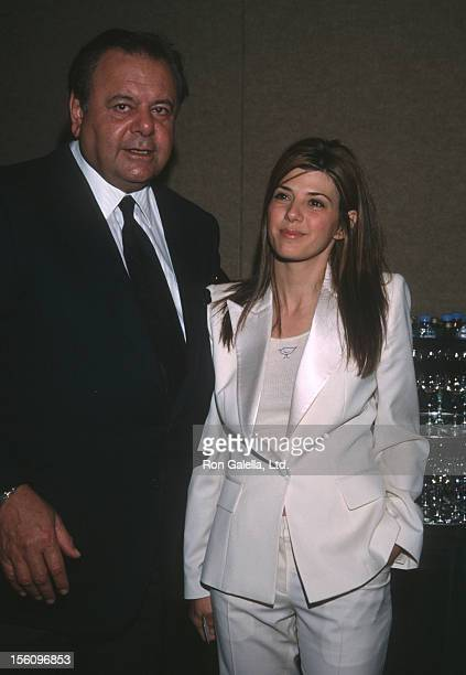 Paul Sorvino and Marisa Tomei during 10th Anniversary James Beard Awards Gala 'A Celebration of Italy' at Marriott Marquis Hotel in New York City New...