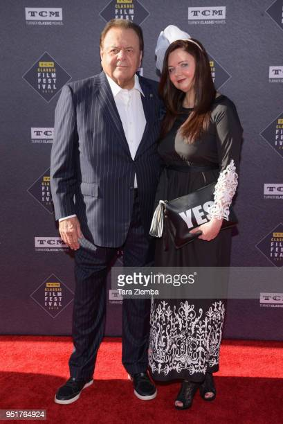 Paul Sorvino attends the 2018 TCM Classic Film Festival Opening Night Gala 50th Anniversary World Premiere Restoration of 'The Producers' at TCL...