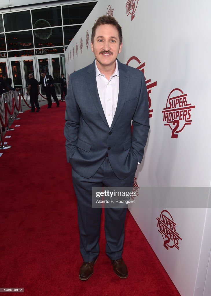 """Premiere Of Fox Searchlight Pictures' """"Super Troopers 2"""" - Red Carpet"""