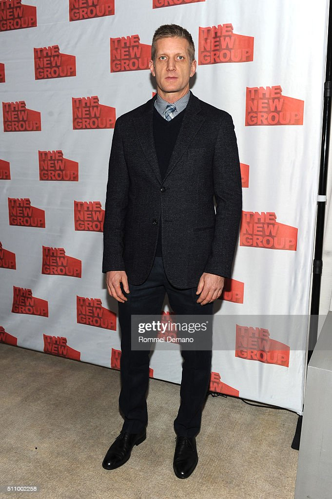 Paul Sparks attends 'Buried Child' opening night at KTCHN Restaurant on February 17, 2016 in New York City.