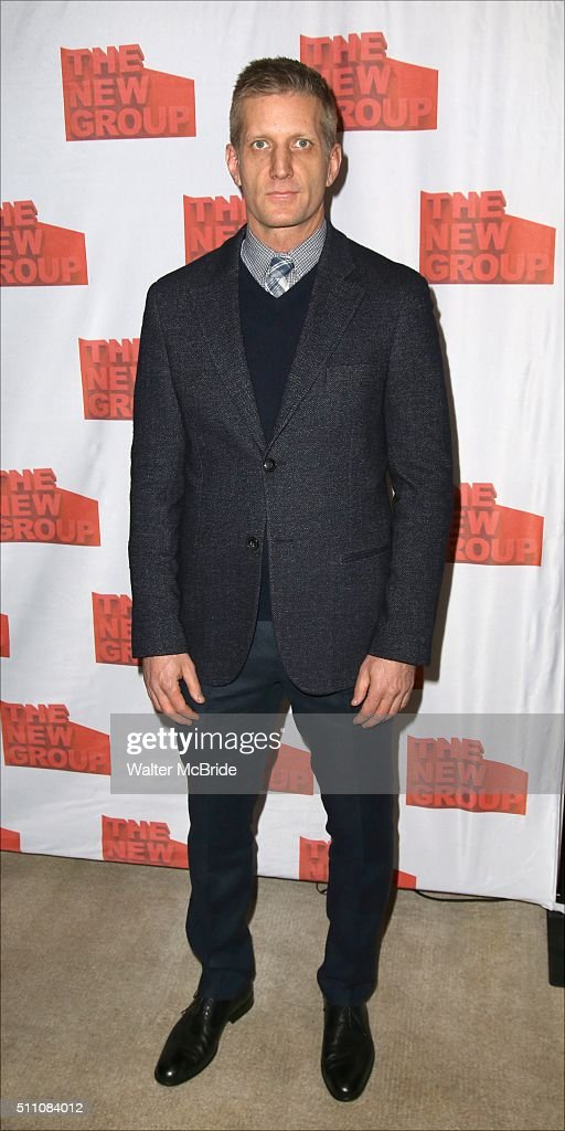 Paul Sparks attends The New Group's Official Opening Night Party for Sam ShepardÕs 'Buried Child' at Kitchn on February 17, 2016 in New York City.
