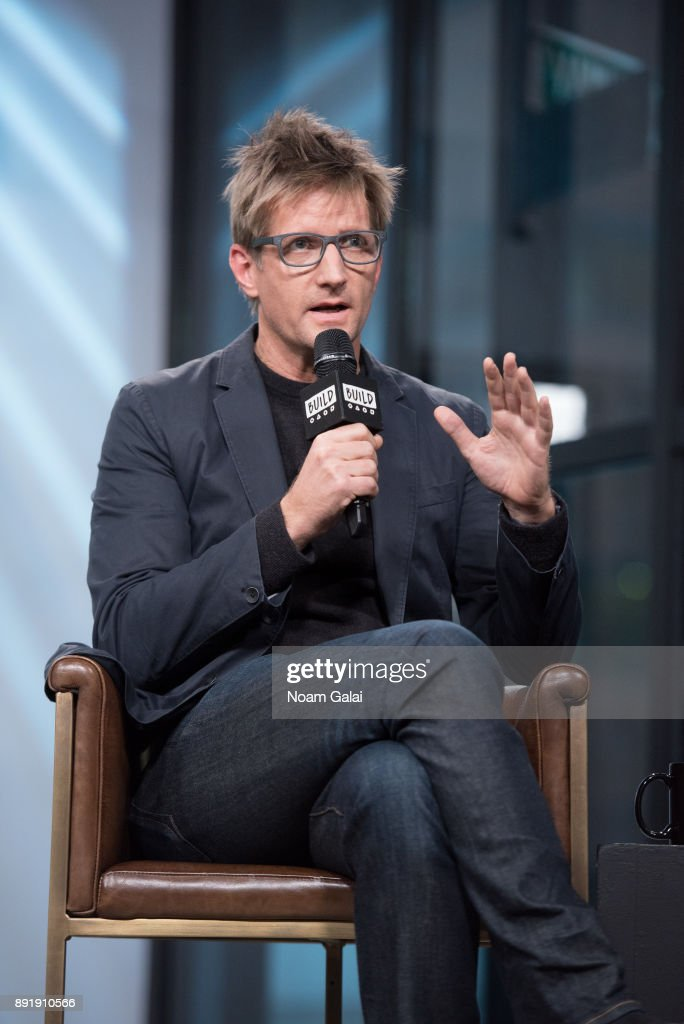 "Build Presents Paul Sparks Discussing ""The Greatest Showman"""