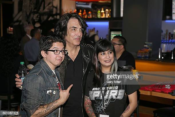 27f9ebef479a Paul Stanley of KISS meets with fans at the new Rock Brews which opened  inside the