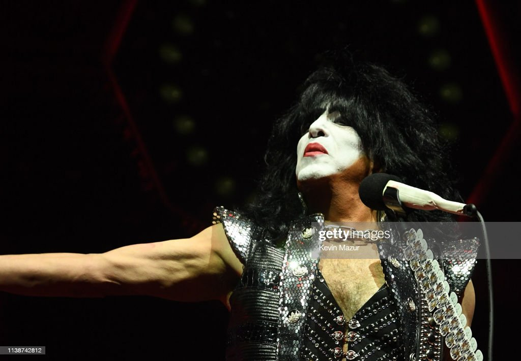 KISS End Of The Road World Tour : News Photo