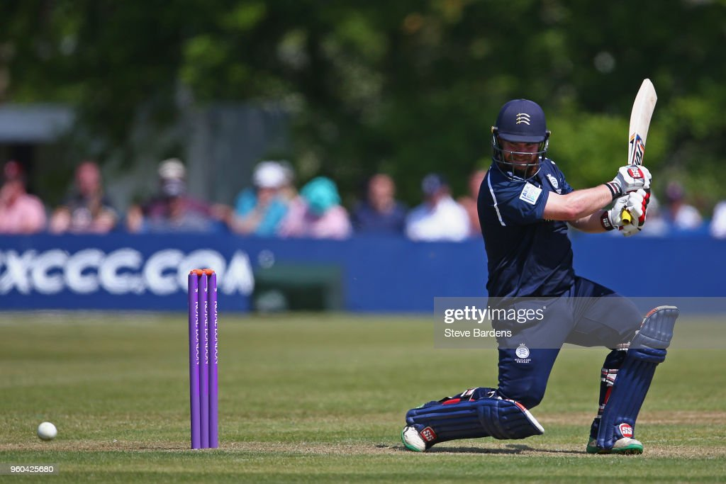 Middlesex and Kent - Royal London One-Day Cup : News Photo