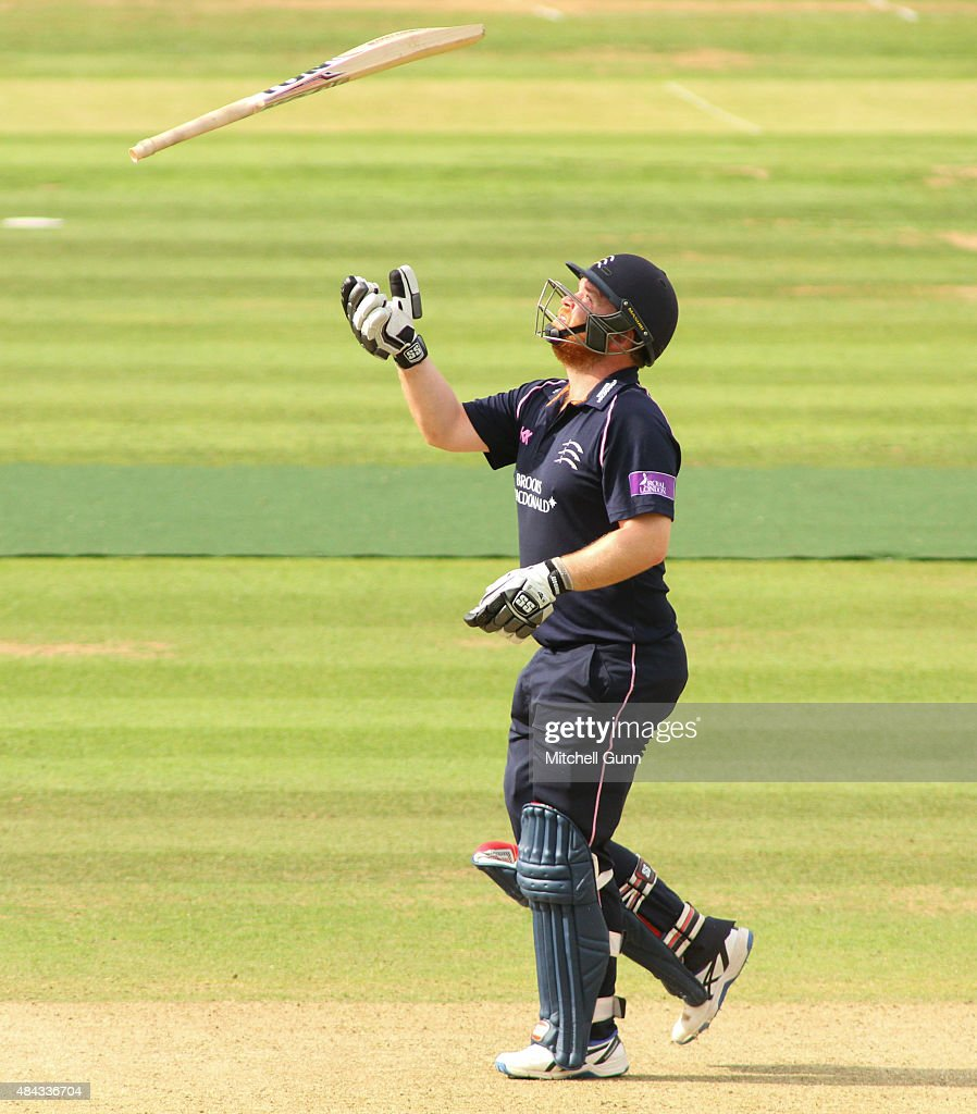 Middlesex v Glamorgan - Royal London One-Day Cup