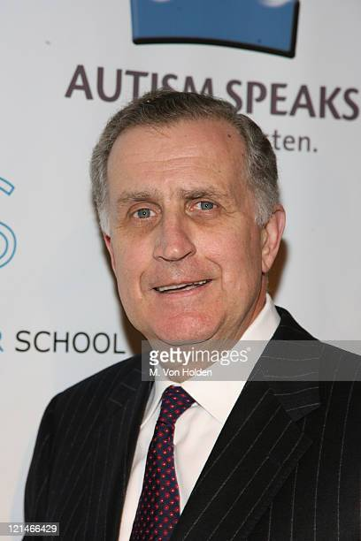 """Paul Tagliabue, NFL Commissioner during NFL and The Gillen Brewer Company held the """"Kick off for a Cure"""" Benefit for Autism Speaks. At Waldorf..."""