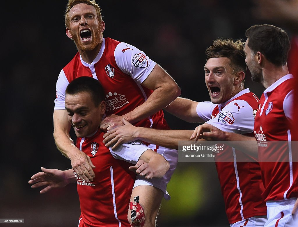 Rotherham United v Fulham - Sky Bet Championship