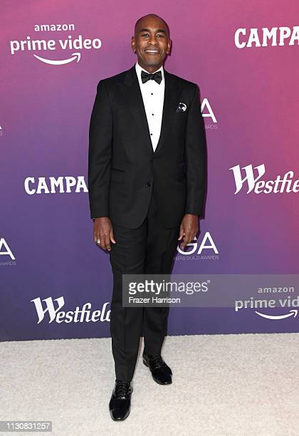Paul Tazewell attends The 21st CDGA at The Beverly Hilton Hotel on February 19 2019 in Beverly Hills California